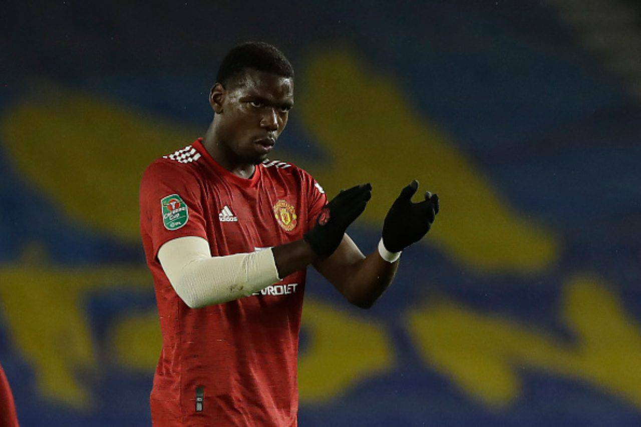Pogba Juventus Milan Jovic Real Madrid