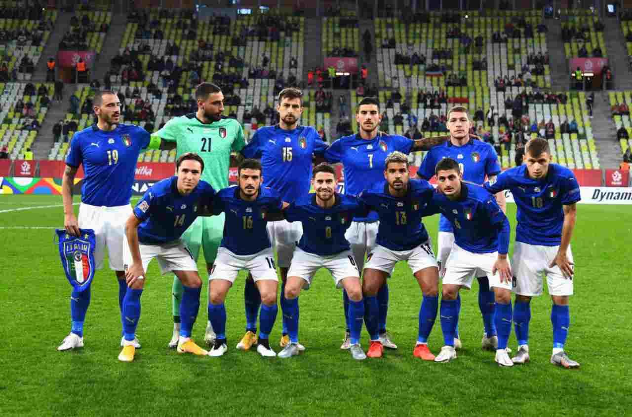 Nazionale italiana Florenzi