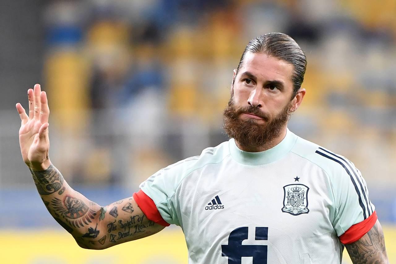 Sergio Ramos, derby in vista? Insulti a Hakimi