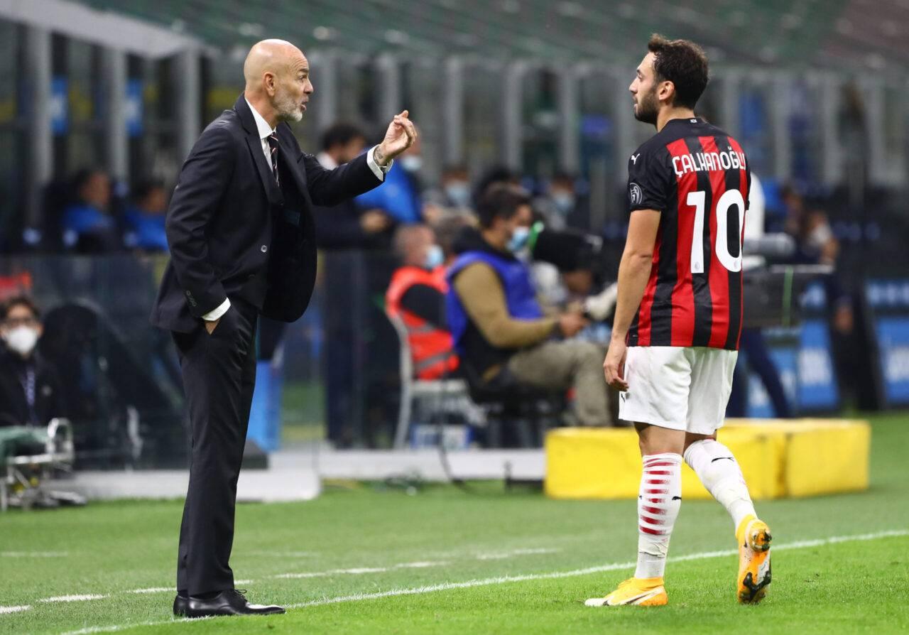 Milan infortunio