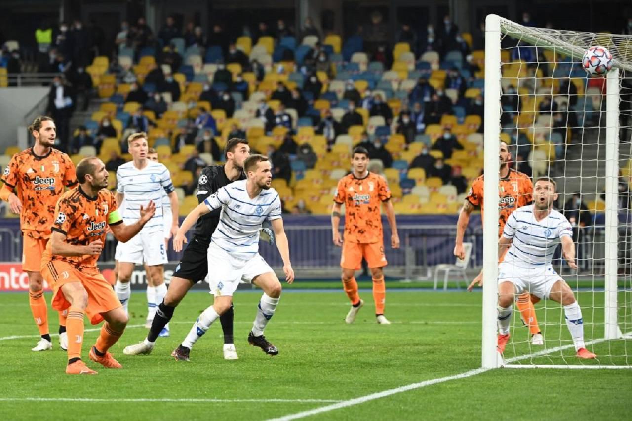 Dinamo Kiev Juventus Chiellini