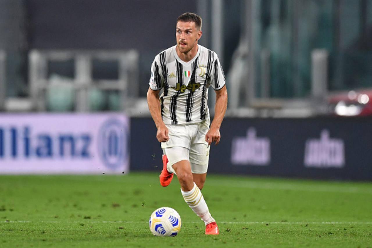 Juventus ramsey eriksen inter