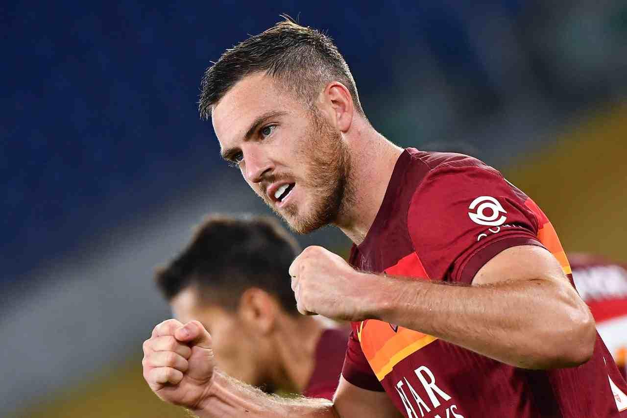 Veretout Juventus Roma