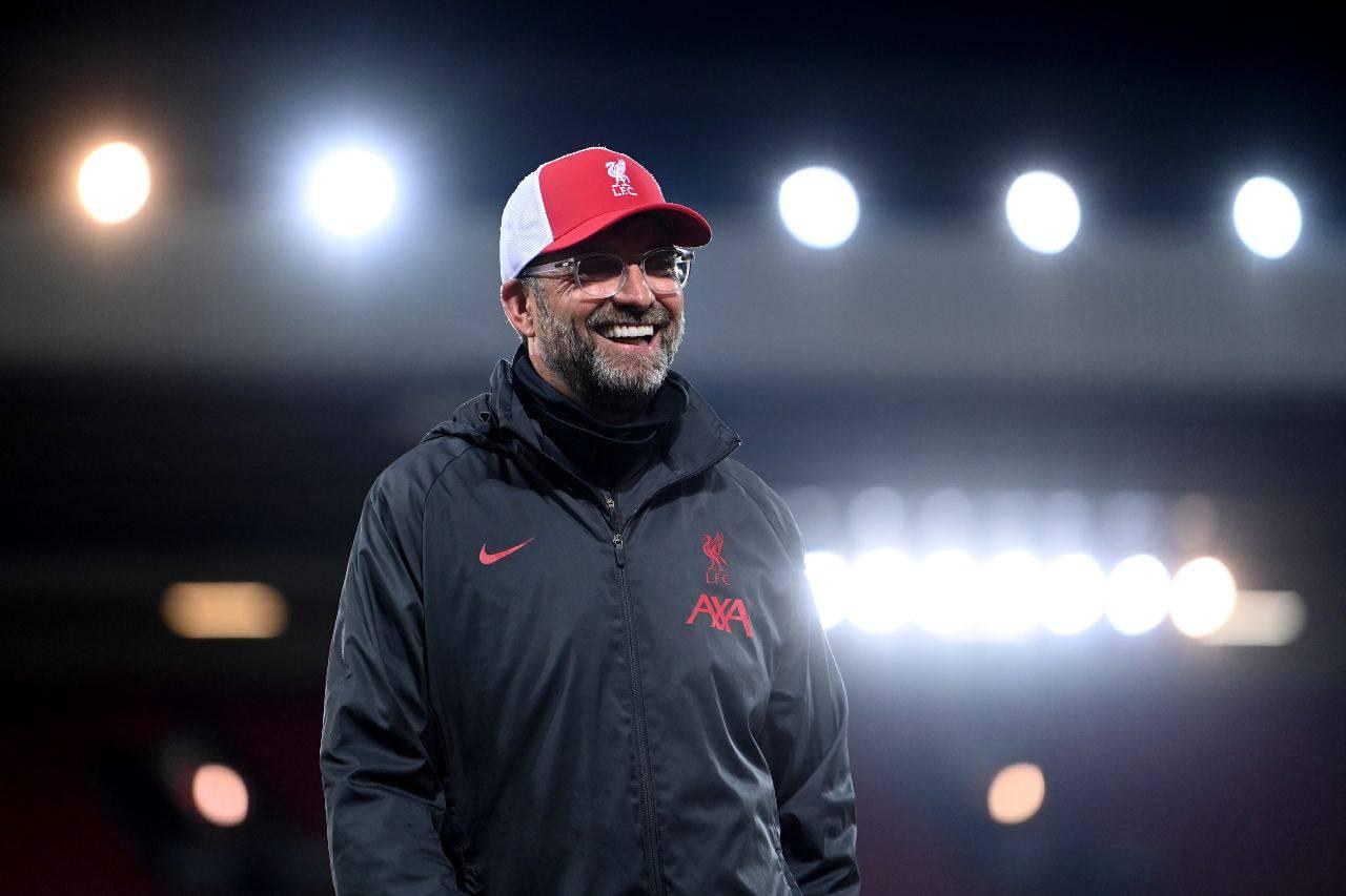 calciomercato Klopp Liverpool