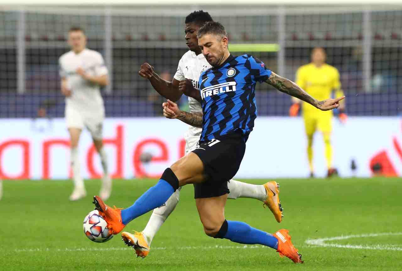 Kolarov Inter Borussia