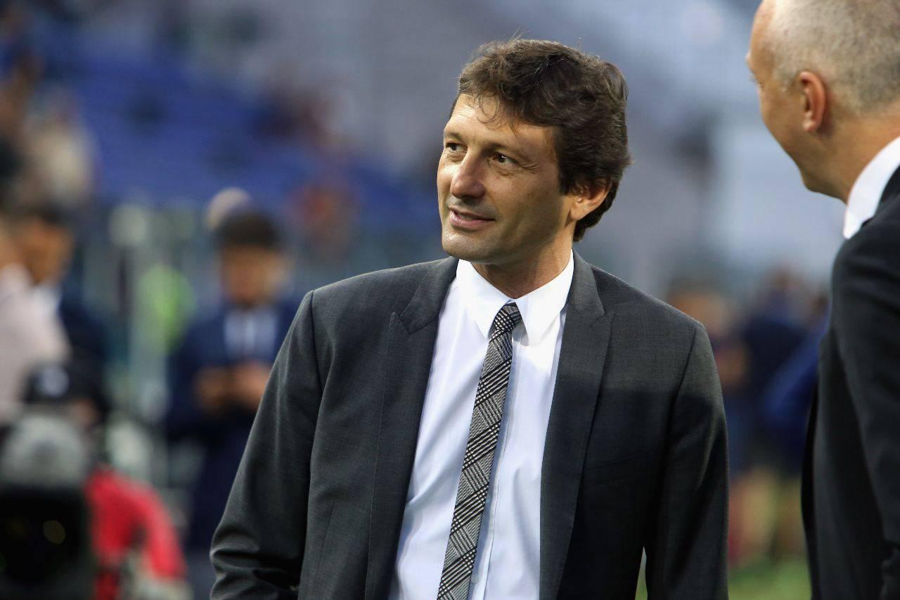 Leonardo PSG Paratici