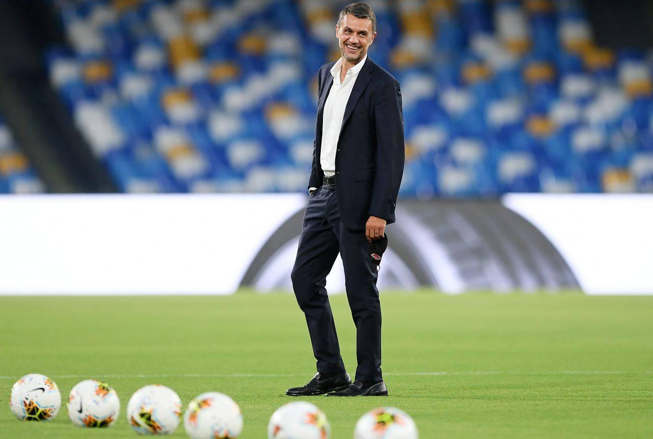 Milan, senti Brahim Diaz: