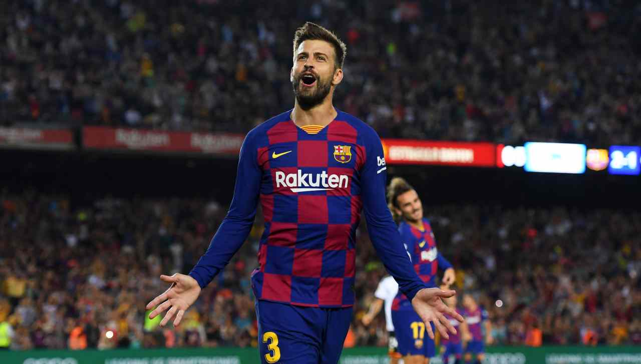 Piqué (getty images)