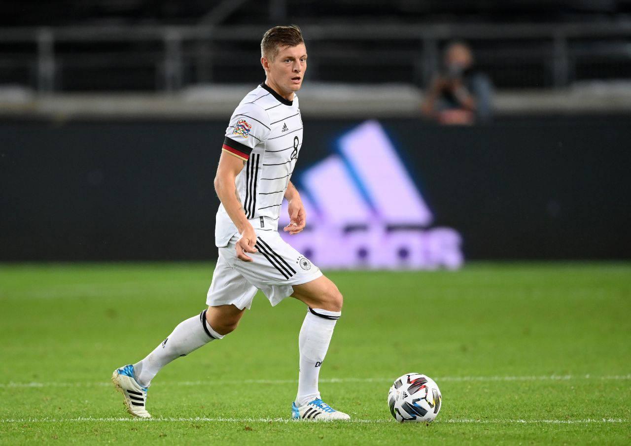 Calciomercato Juventus, addio Kroos | L'annuncio sul futuro
