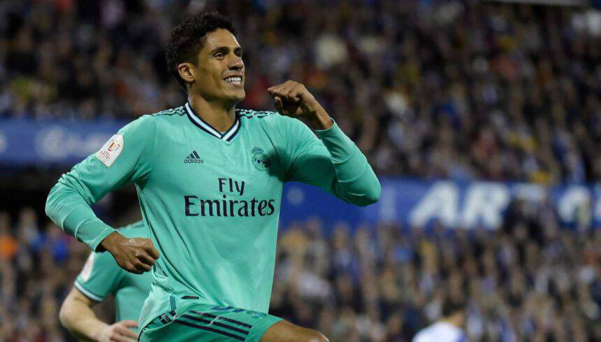 Varane (getty Images)