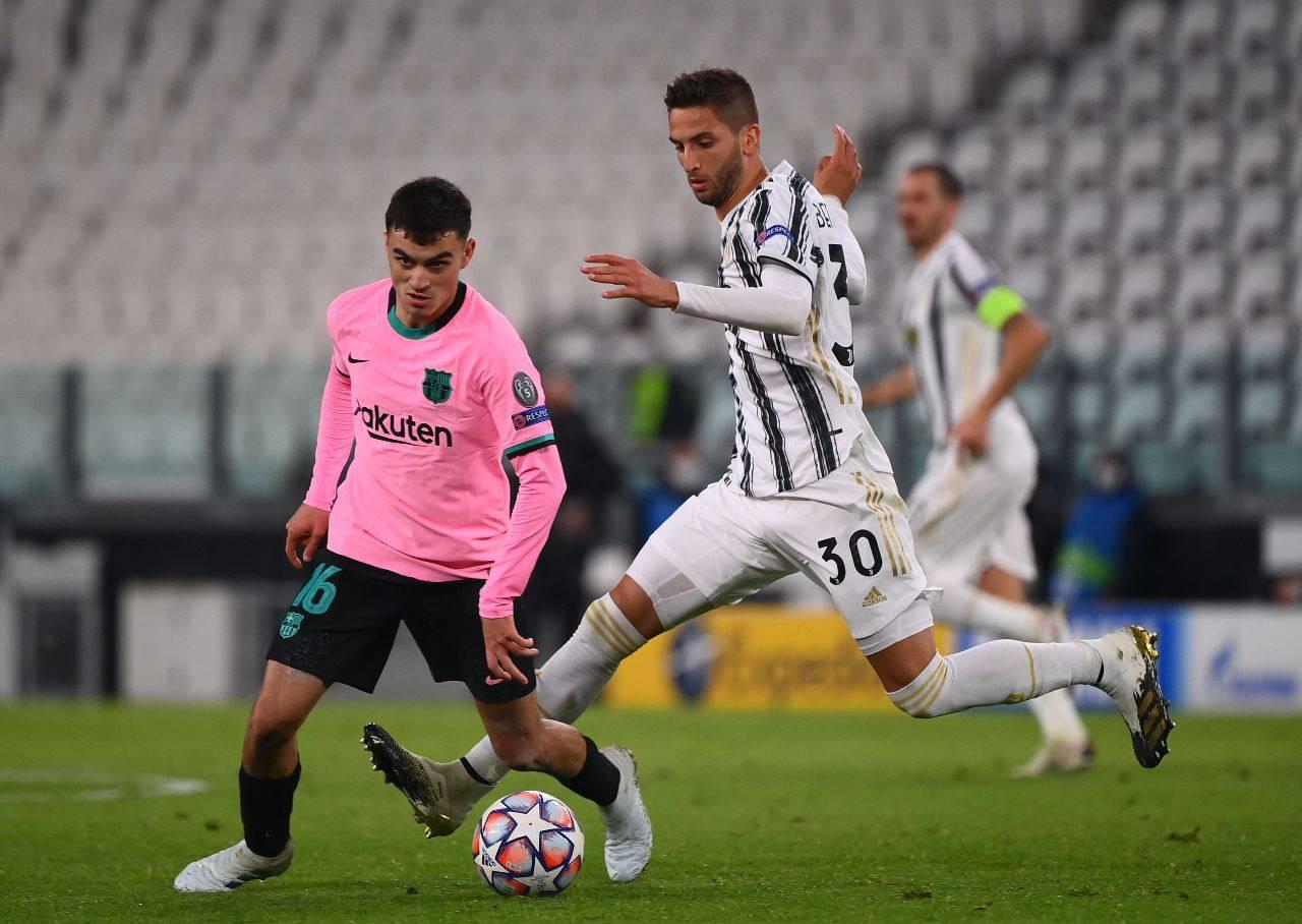 Juventus Busquets