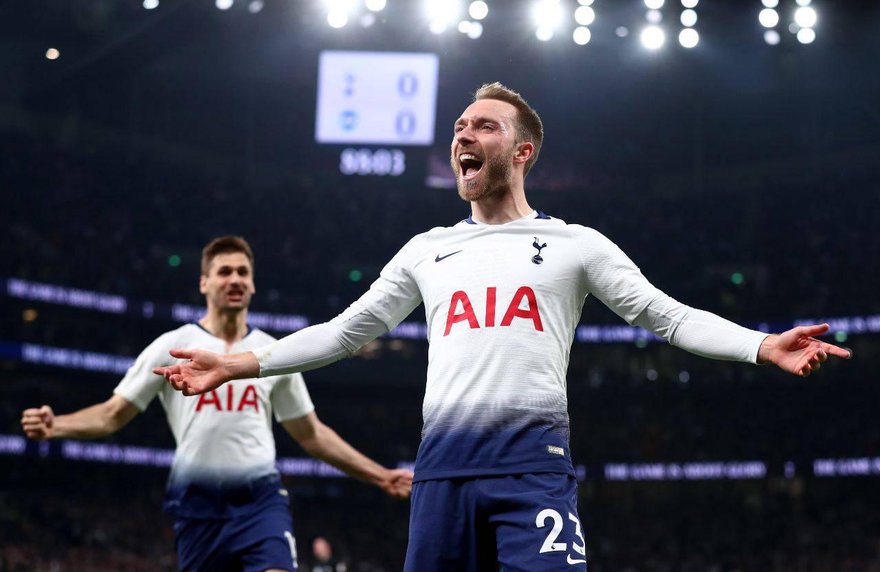 Eriksen Tottenham