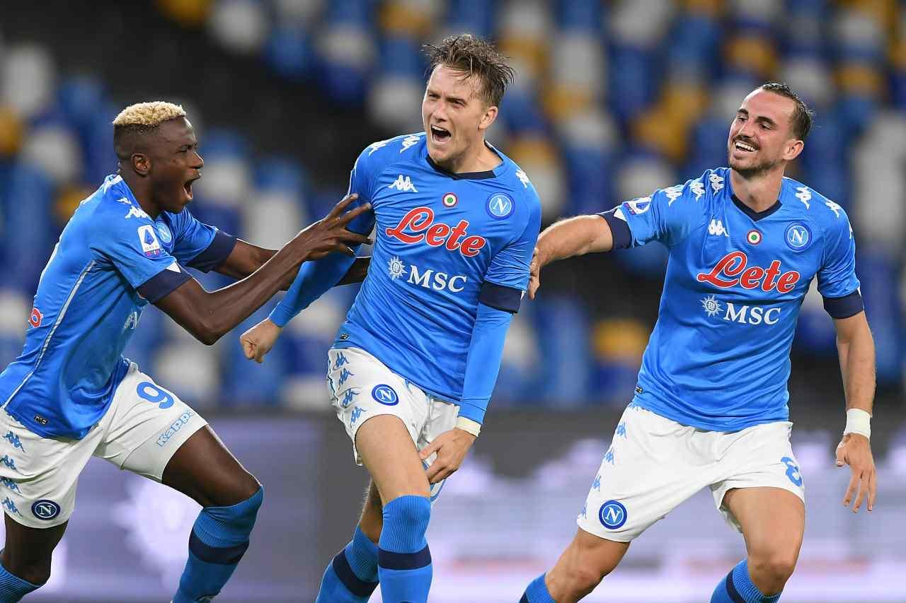 Zielinski Calciomercato Napoli