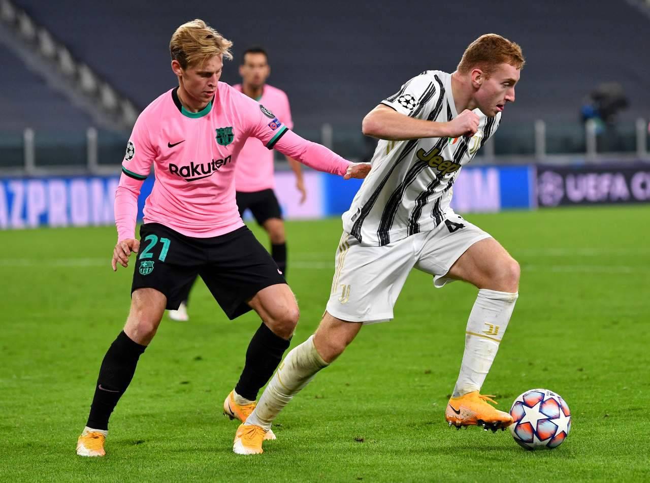 Juventus Kulusevski