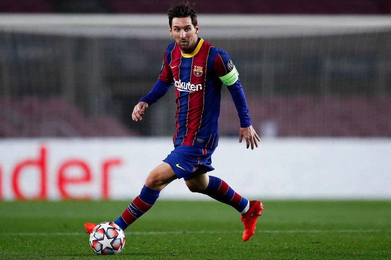 Barella Messi