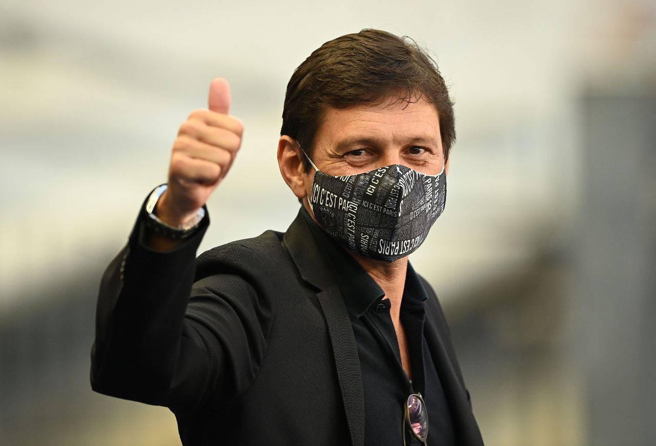 Ronaldo Psg, Leonardo gela i bianconeri: