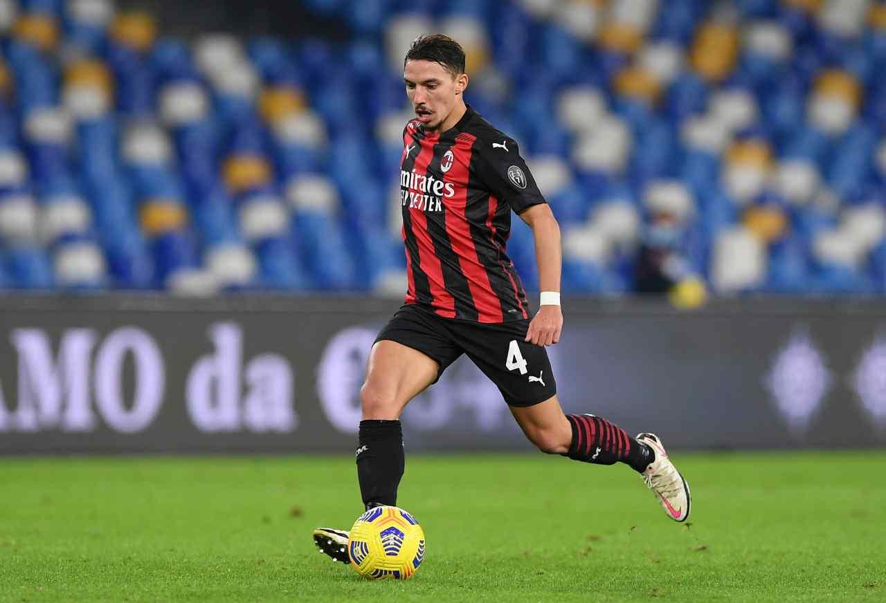 Milan Chelsea Bennacer Jorginho