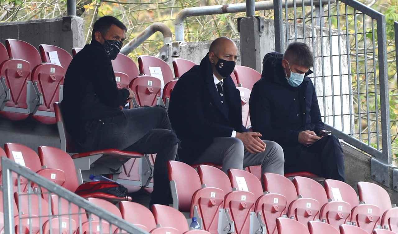 Calciomercato Milan punto attacco