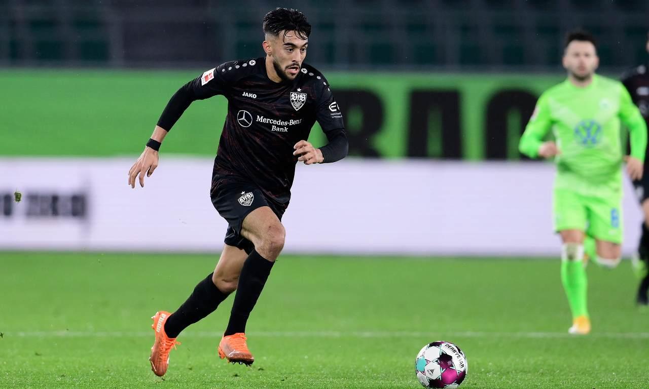 Calciomercato Milan Gonzalez