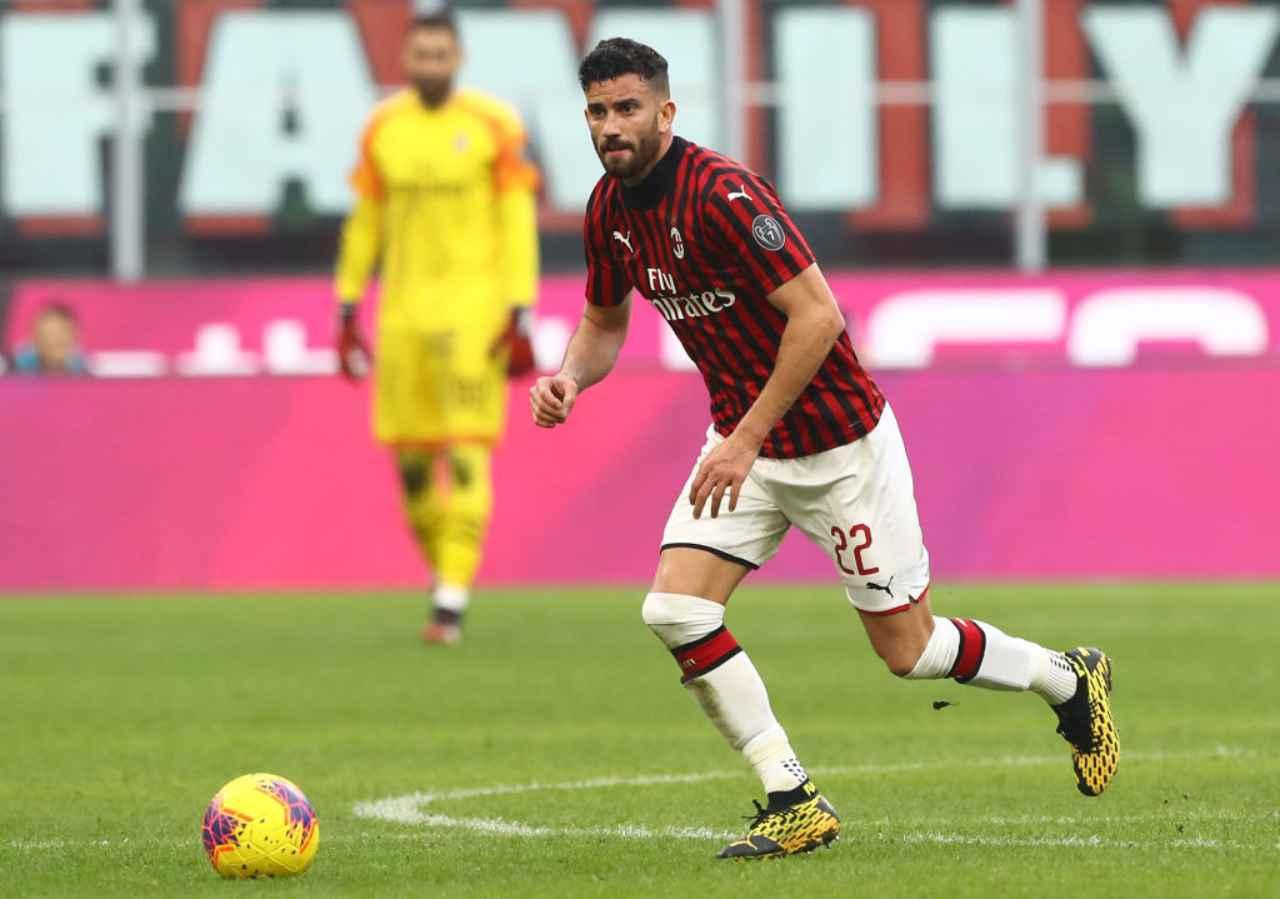 Musacchio Milan calciomercato Parma