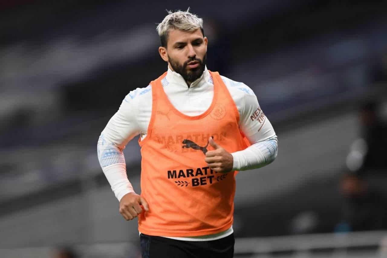 Juventus Aguero calciomercato