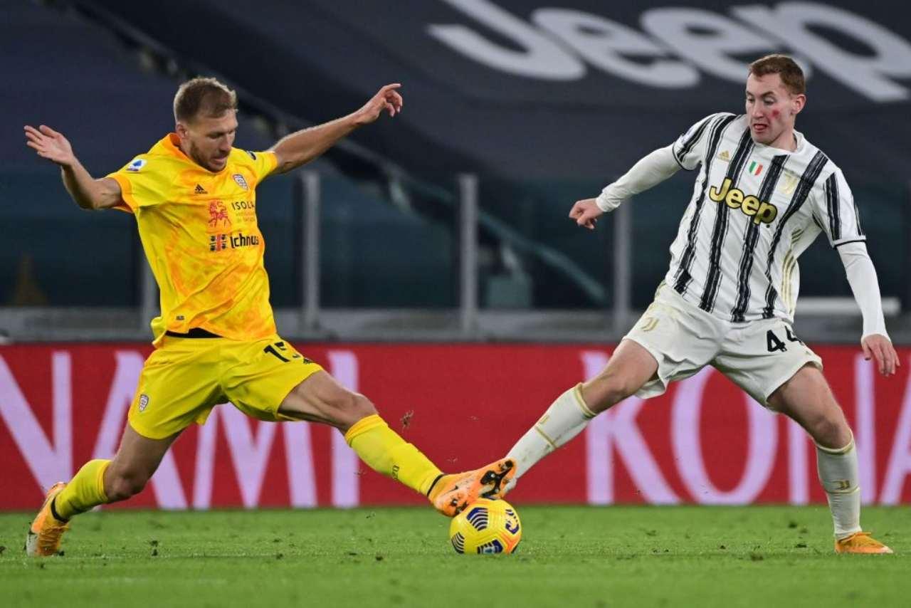 Kulusevski Juventus