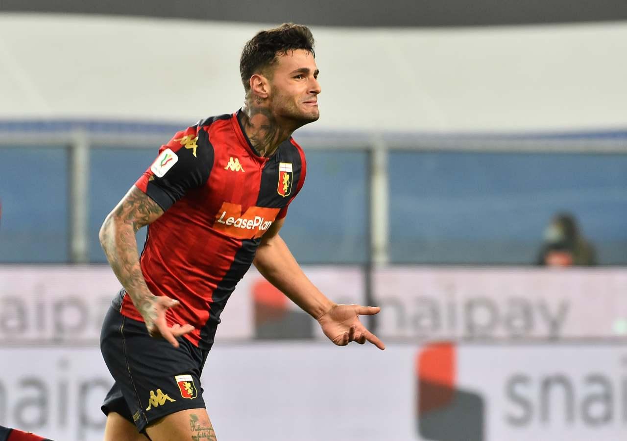Juventus, piace Scamacca per l'attacco: primi colloqui in corso con il Sassuolo