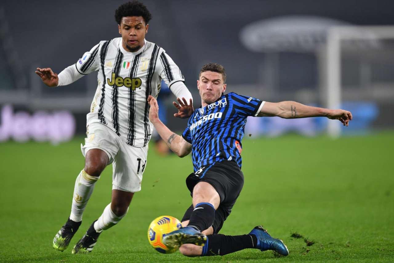 Gosens Juventus calciomercato