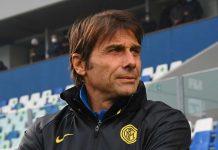 Conte Inter Juventus Dybala Lautaro Martinez