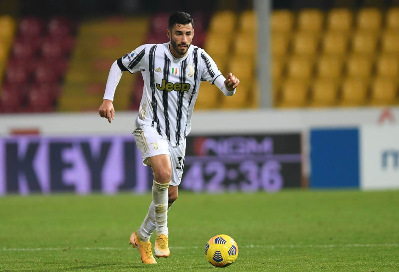 Gosens Juventus Frabotta