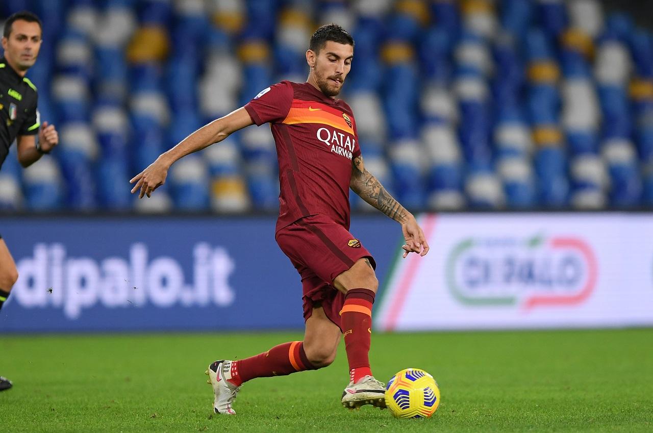 Lorenzo Pellegrini Roma calciomercato