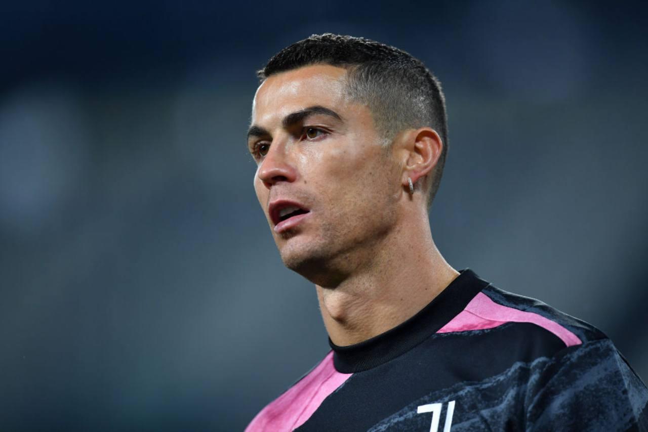 Cristiano Ronaldo-Juventus
