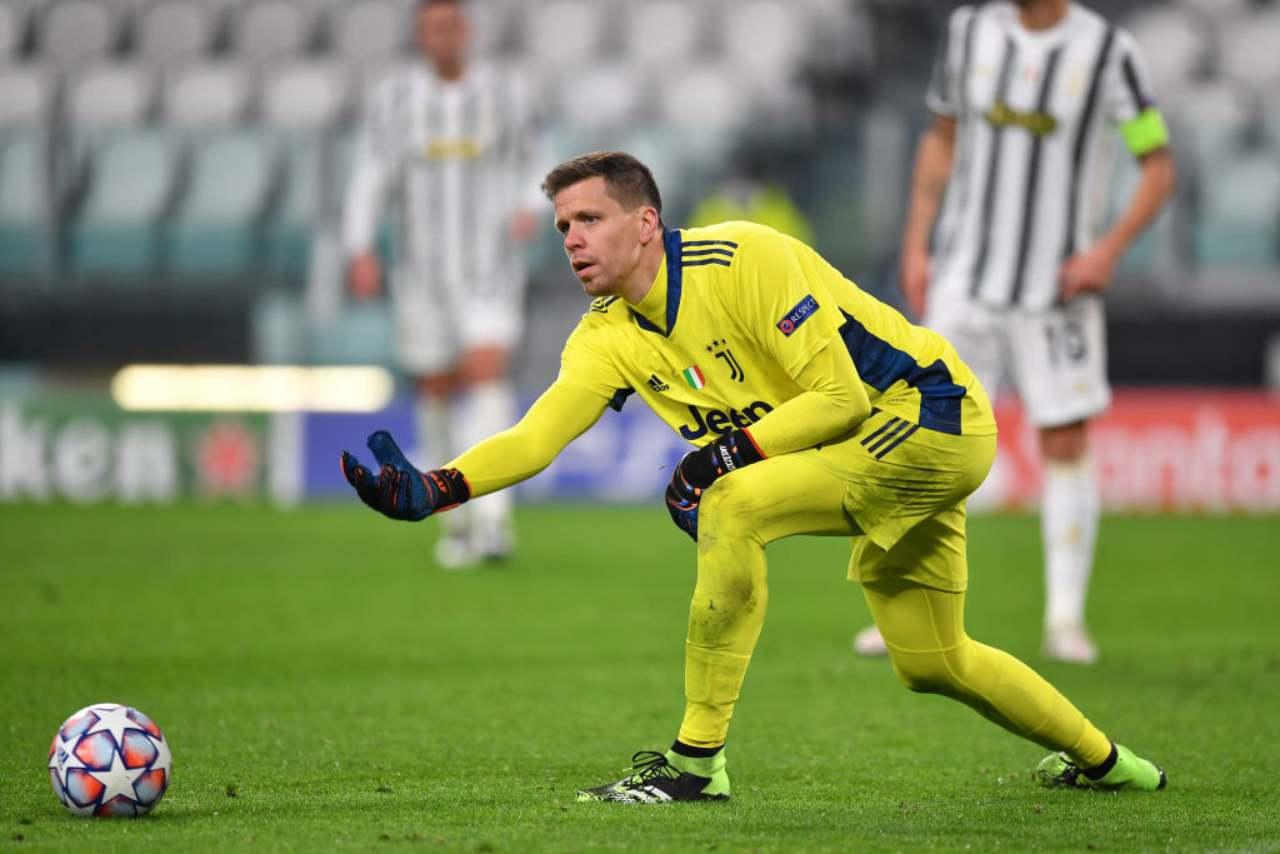 Calciomercato Juventus Atletico Madrid Szczesny Oblak Savic Donnarumma Milan