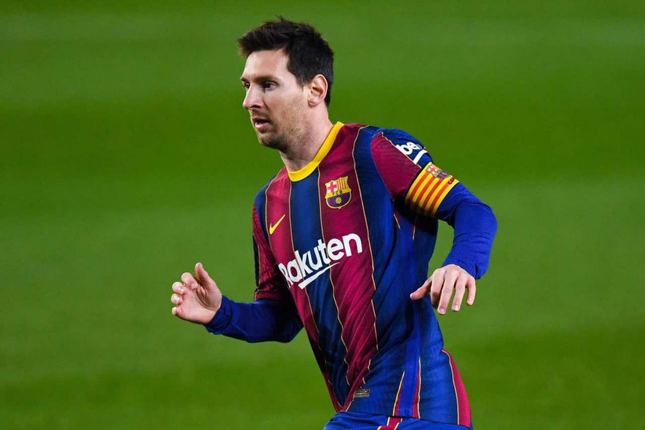 Juventus Barcellona Dybala Griezmann Messi