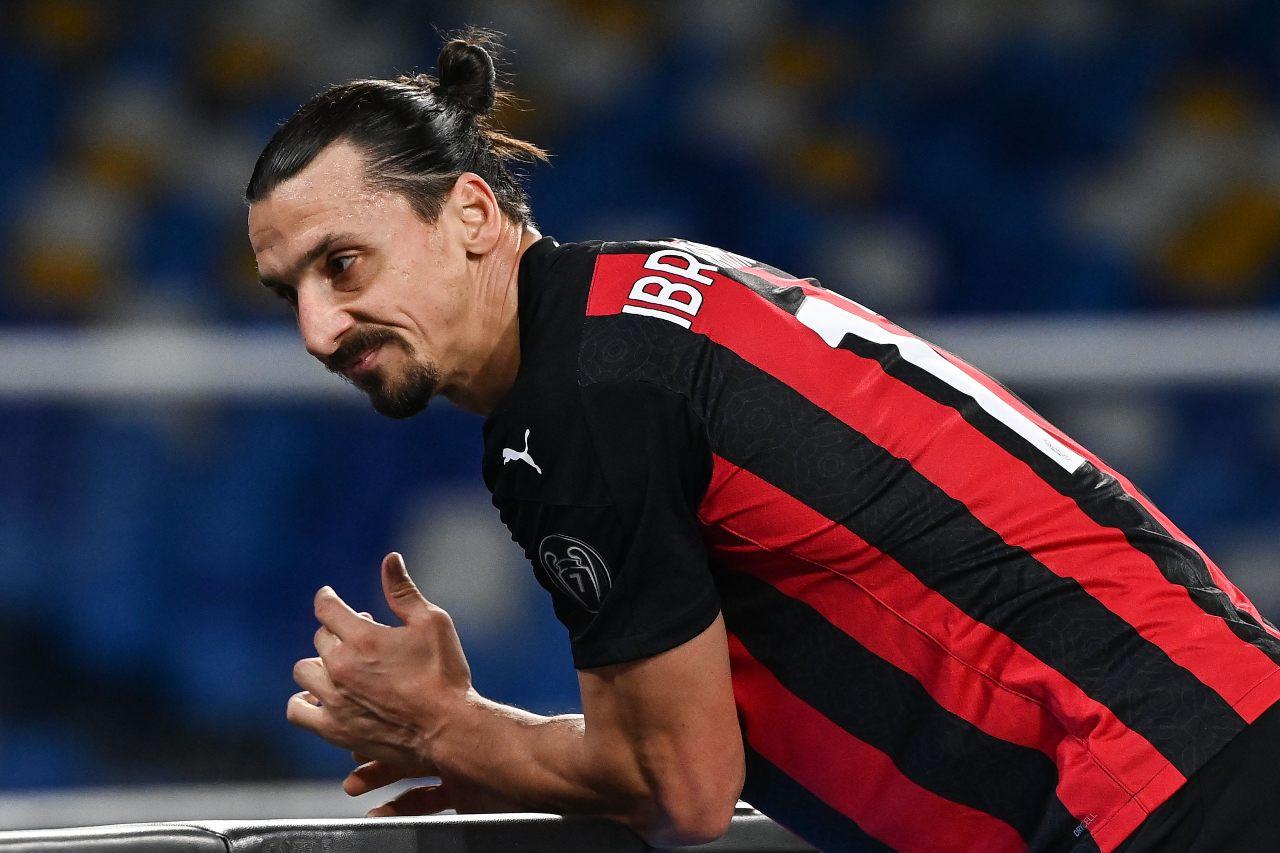 Ibrahimovic Caicedo Milan