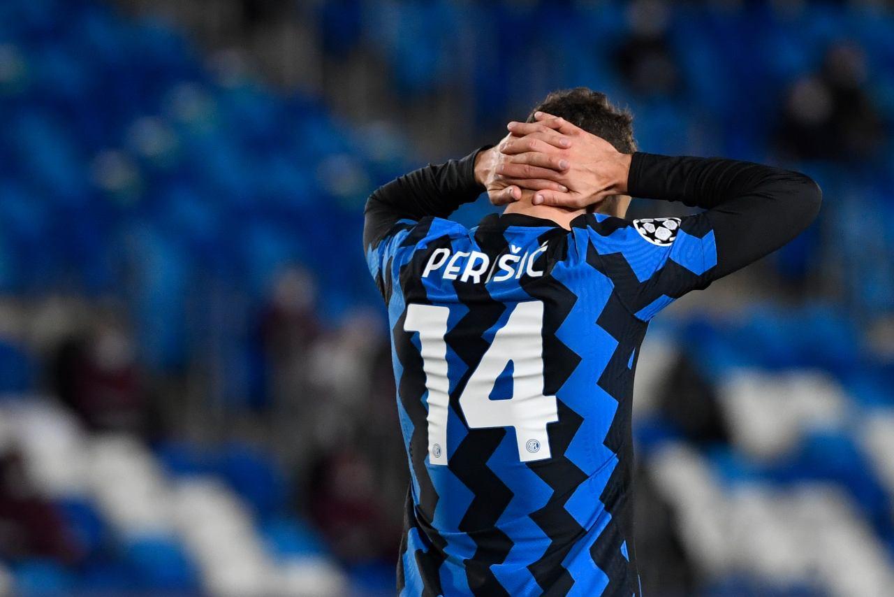 Perisic Inter calciomercato