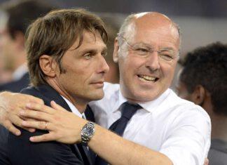 Calciomercato Inter Conte Marotta