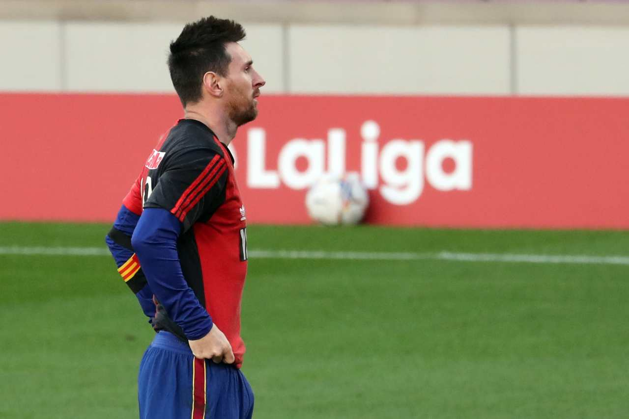 Messi Inter (getty images)