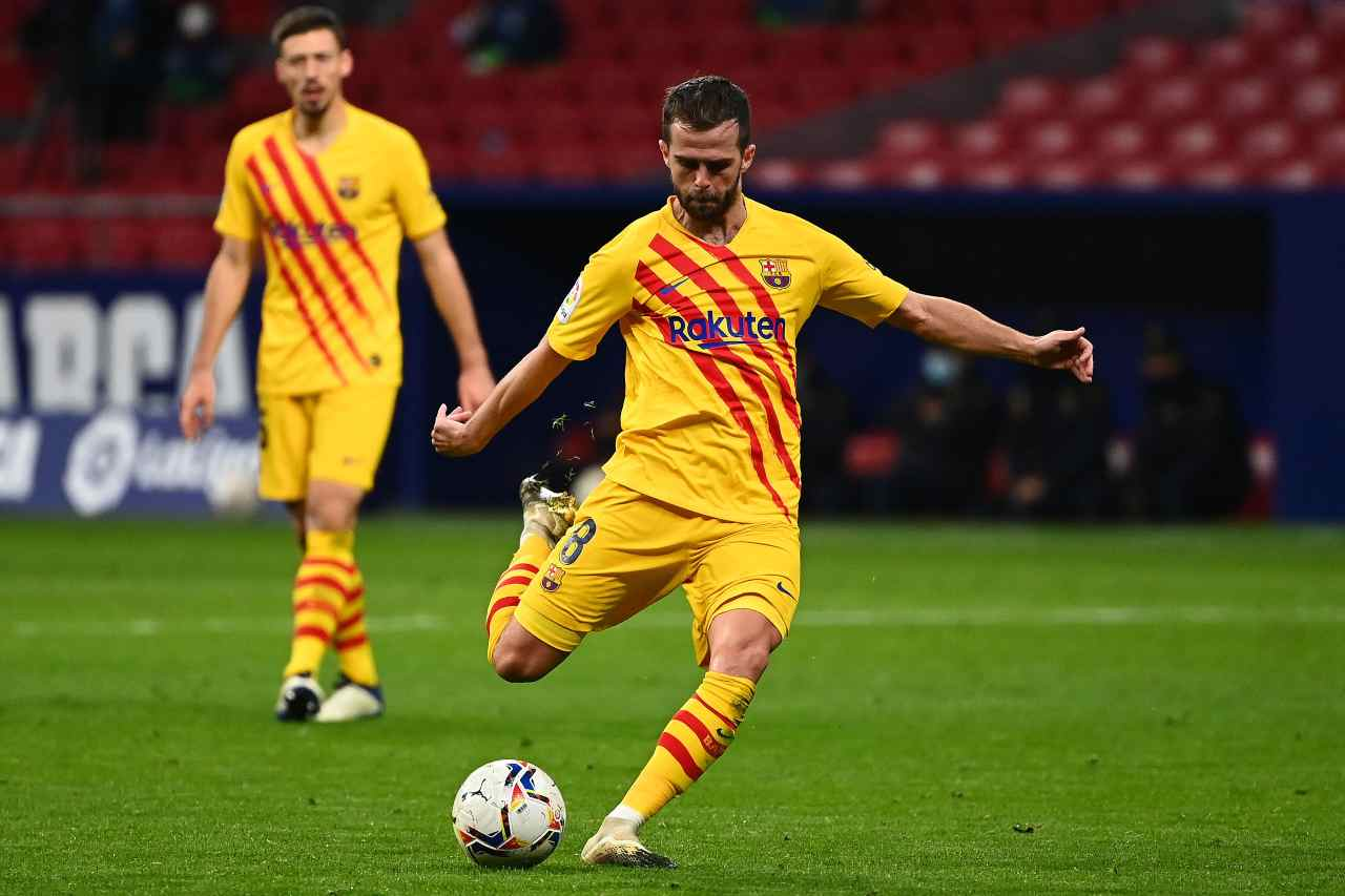 Pjanic (getty images)