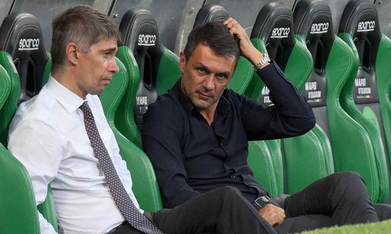 Calciomercato Milan Zaccagni Maldini