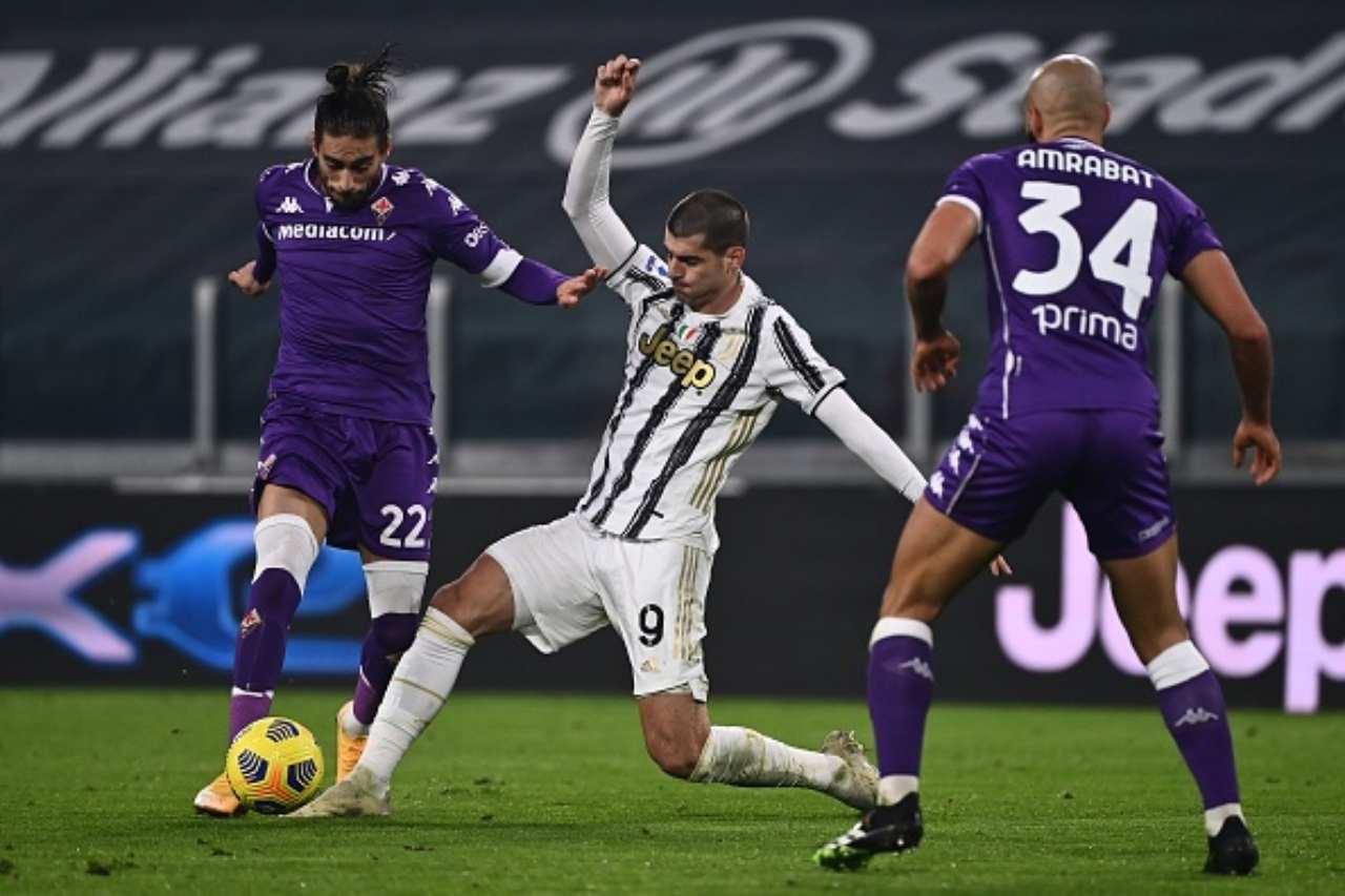 Morata Diego Costa Juventus