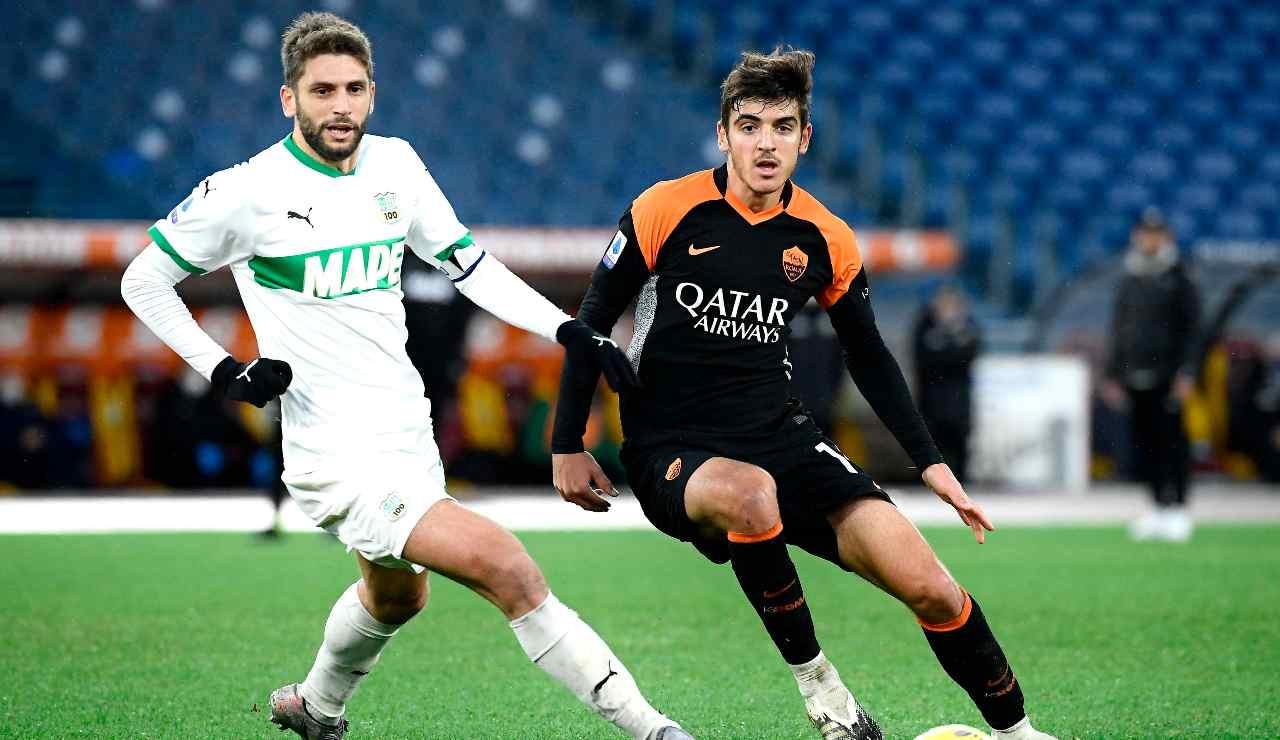 Calciomercato Roma: interesse da Juve e Barca: Pirlo stregato