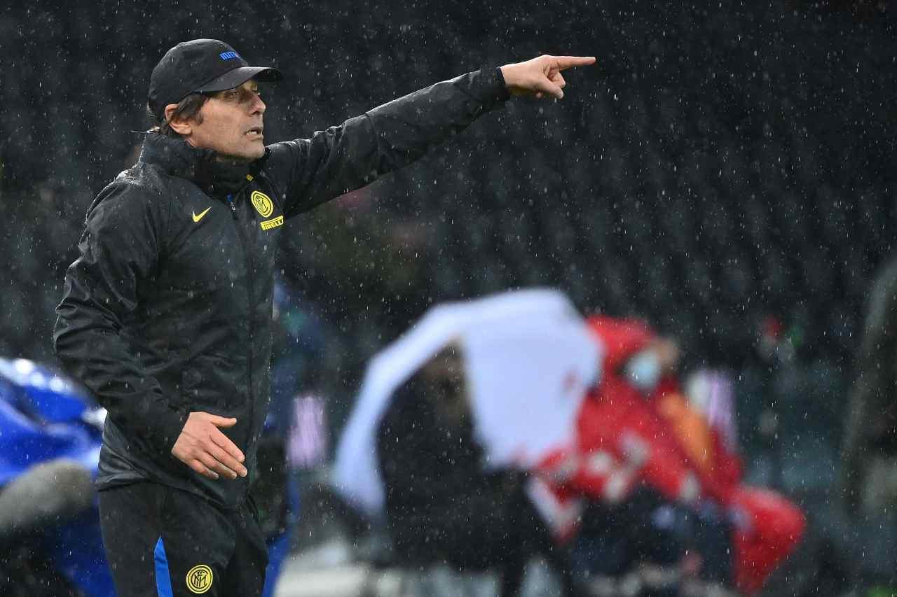 Inter, Conte punito per lo sfogo contro Maresca