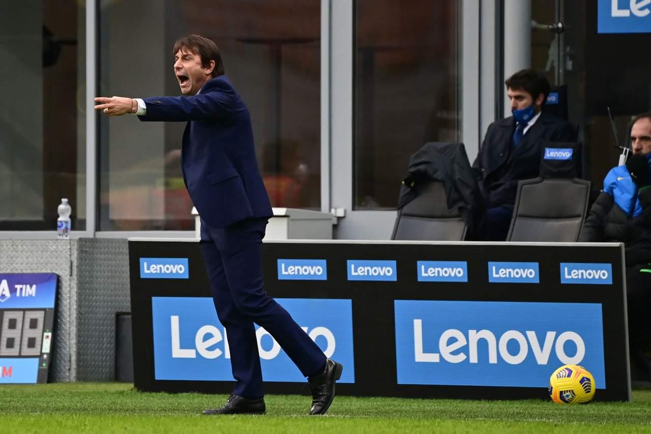 Calciomercato Inter, Conte parla in conferenza