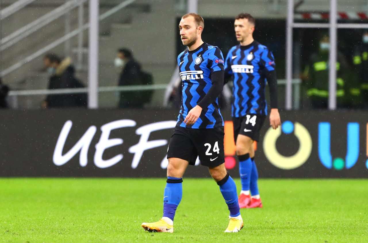 Calciomercato Inter, Eriksen nel mirino del Real   Piace ad Allegri