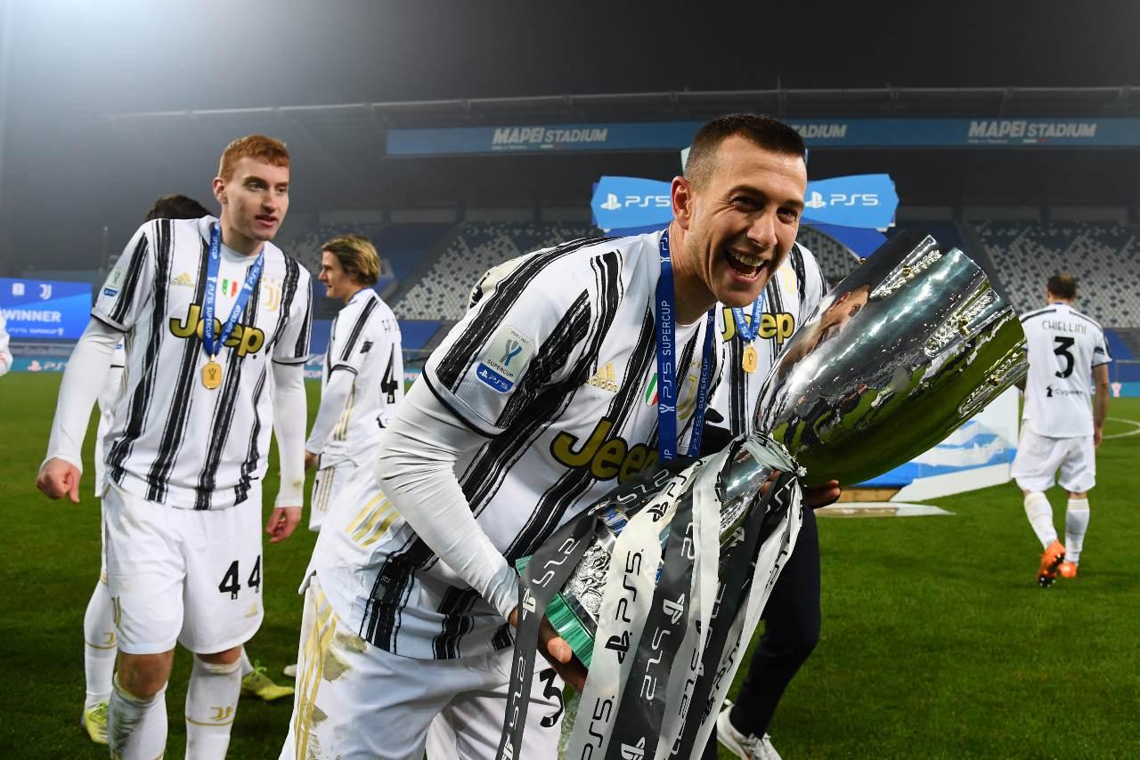 Calciomercato Juventus, tentativo in extremis per Bernardeschi   I dettagli