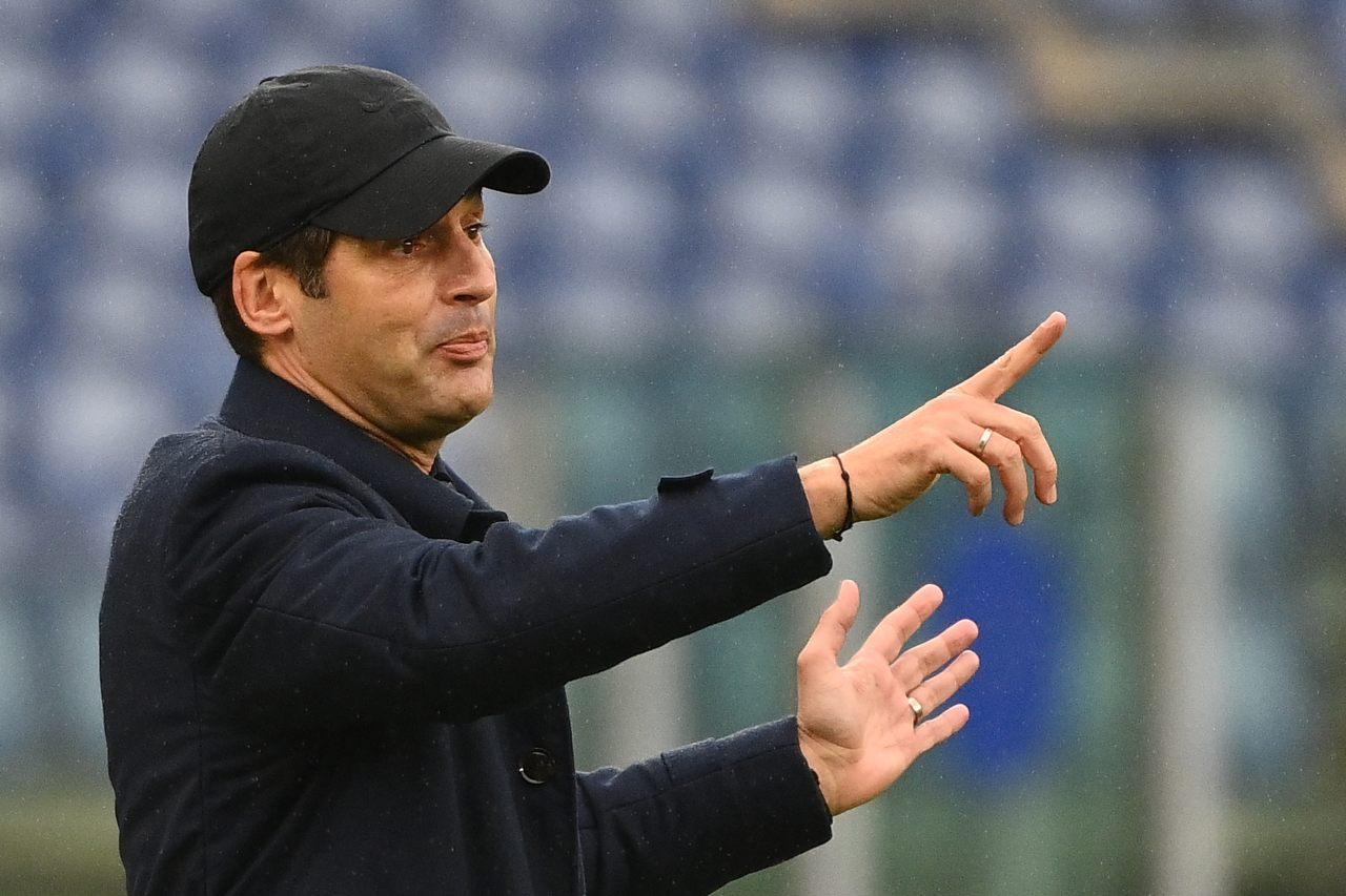 Perotti infortunio