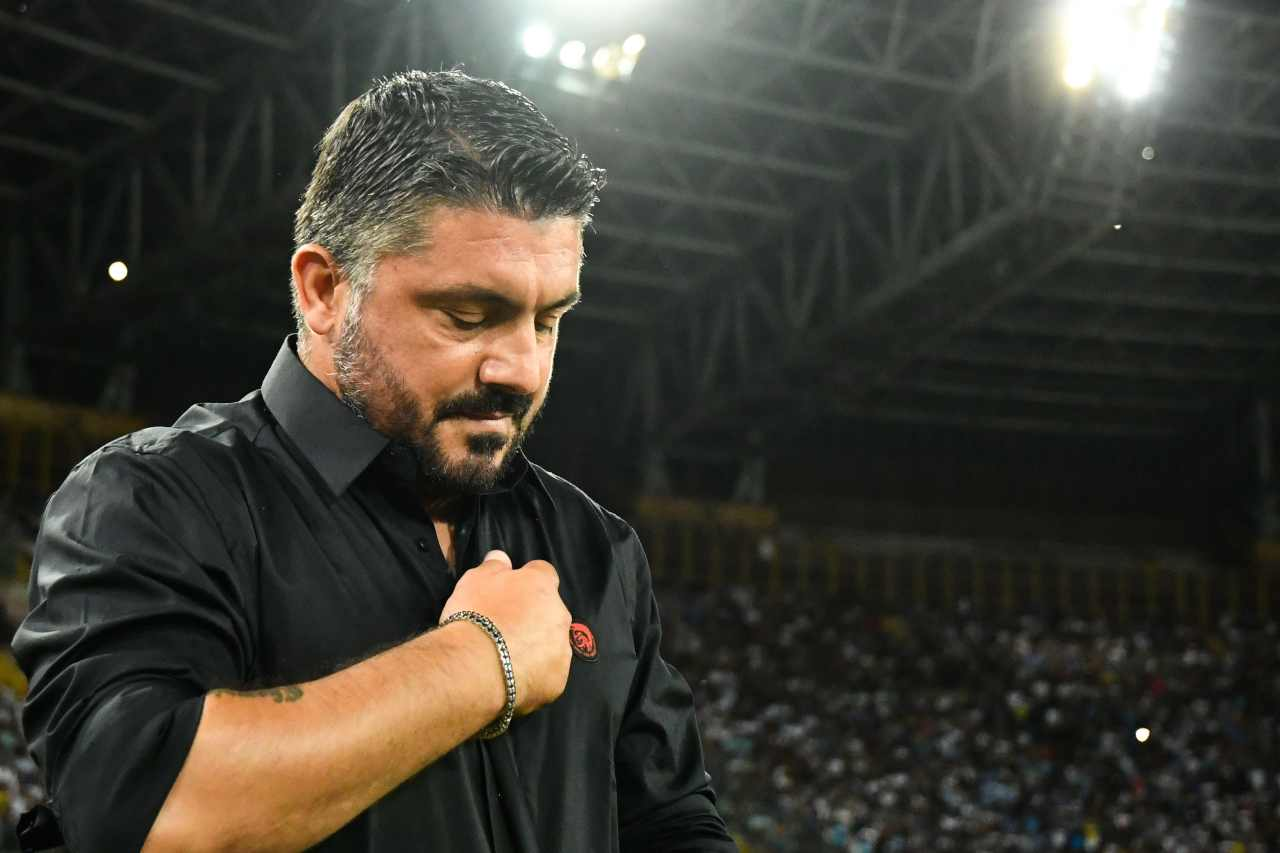 Juventus-Napoli, Gattuso perde Manolas | Niente Supercoppa