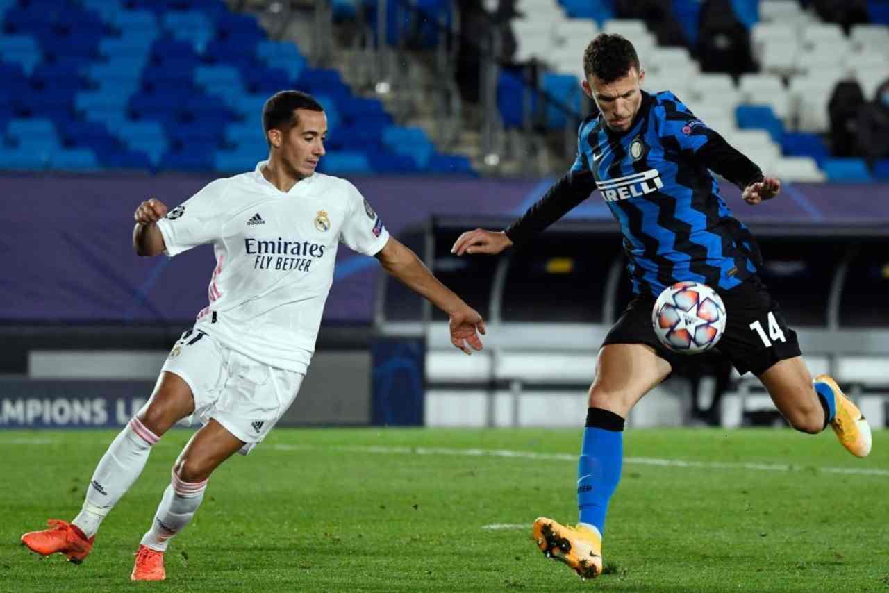 Inter Siviglia Vidal Perisic Gudelj Gomez