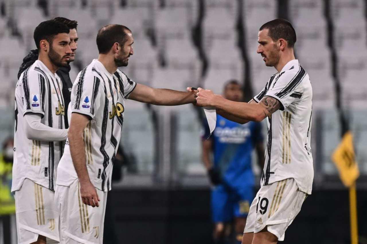 Juventus, l'ex attacca Chiellini: